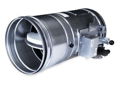 Clapet coupe feu manuel systemair pkirg3g 250zv clcf 250 - Clapet coupe feu autocommande ...